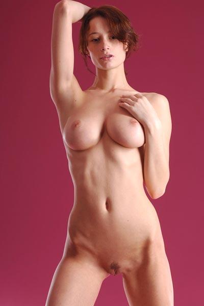 Abby Cute Nude