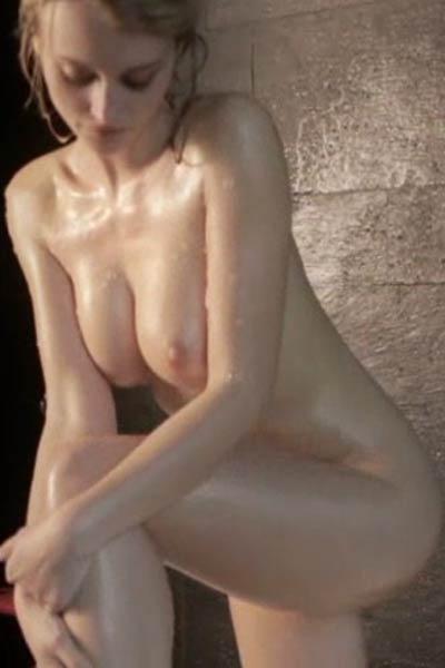 Carisha Hot Shower Video
