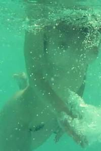 Ariel Pool Fun Video