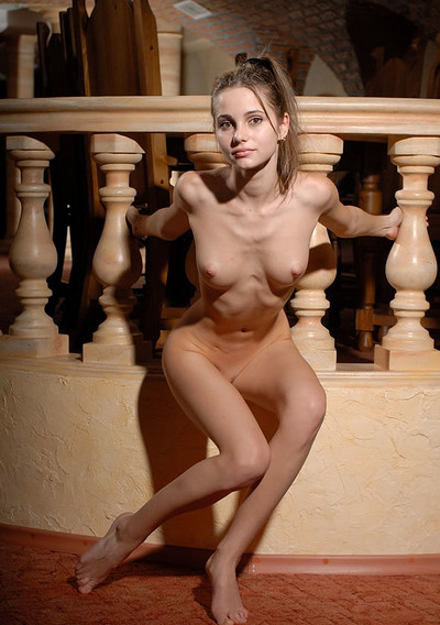 Fibby in Our Villa from Femjoy