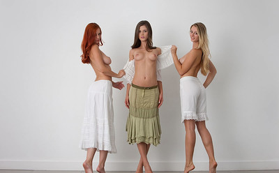 Carisha and Caprice in Friends Forever from Femjoy