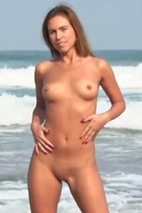 Jenny A Beach Girl Video