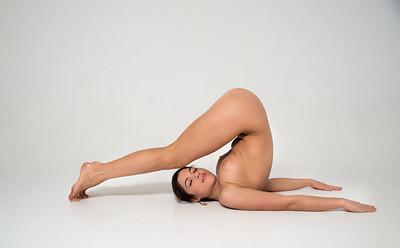 Bree H in Yoga from Femjoy