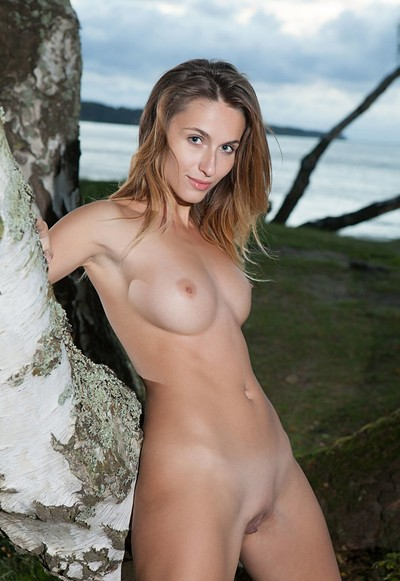 Rena in A Beautiful Day from Femjoy