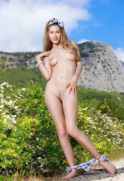 Xana D in Natural Feeling from Femjoy
