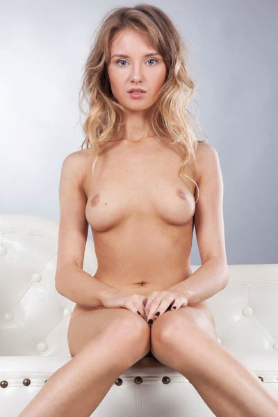 Her sweet pair of perky tits have such amazing suckable nipples which she shows off gladly