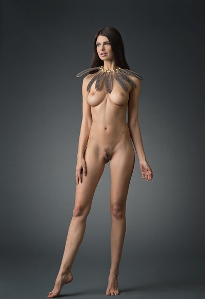 Jasmine A in Art from Femjoy