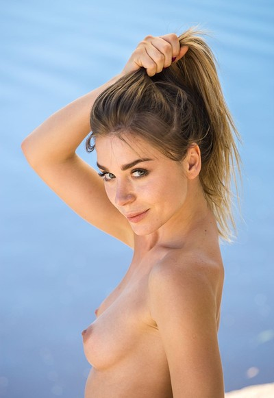 Natalia E in Meet Me By The Lake from Femjoy