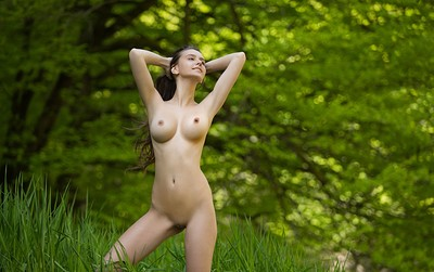 Alisa I in Enjoy Nature from Femjoy
