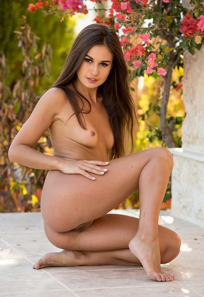 Edessa G in Spring Is Here from Femjoy