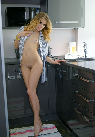 Lola Krit in Cook With Me from Femjoy