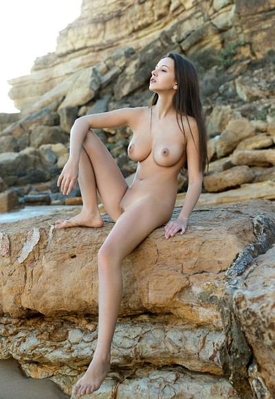Alisa I in Over The Top from Femjoy