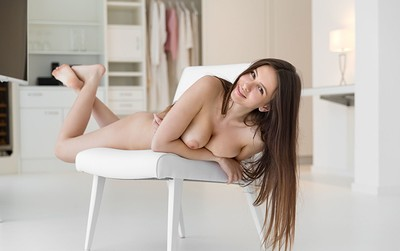 Alisa I in White from Femjoy