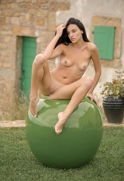 Sasha C in An Apple A Day from Femjoy