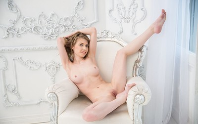 Eva Gold in No Shy from Femjoy