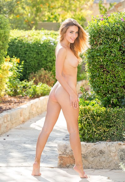 Rena in Garden Eden from Femjoy