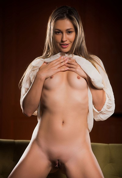 Edessa G in Come Closer from Femjoy